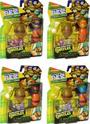 TMNT - PEZ Set of 4