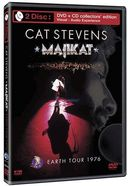 Cat Stevens - Majikat: Earth Tour 1976 (DVD+CD)