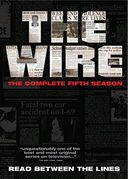 The Wire - Complete 5th Season (4-DVD)