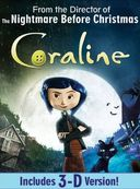 Coraline (Includes 3-D version)