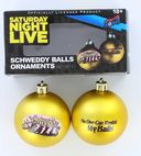 Saturday Night Live - Schweddy Balls Ornaments