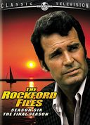 Rockford Files - Season 6 (3-DVD)