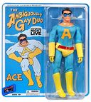"Saturday Night Live - The Ambiguously Gay Duo - Ace 8"" Action Figure"