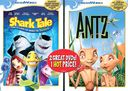 Shark Tale / Antz (2-DVD, Widescreen)