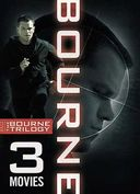 The Jason Bourne Collection (4-DVD, Limited
