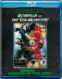 Godzilla vs. the Sea Monster (Blu-ray)
