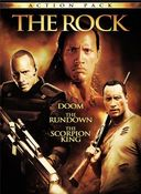 The Rock Action Pack (Doom: Unrated / The