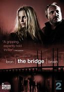 The Bridge - Series 2 (4-DVD)