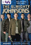 The Almighty Johnsons - Season 1 (3-DVD)