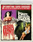 Blood Mania / Point of Terror (Blu-ray + DVD)