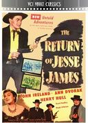 Return Of Jesse James (Full Screen)