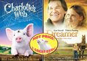 Charlotte's Web / Dreamer (2-DVD, Widescreen)
