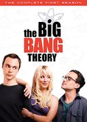 The Big Bang Theory - Complete 1st Season (3-DVD)