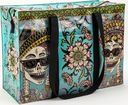 Day Of The Dead Shoulder Tote