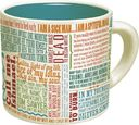Great First Lines of Literature - 16 oz. Ceramic