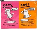 Cats & Dogs - Zipper Pouch