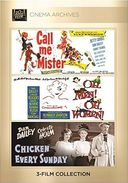 Dan Dailey Set (Call Me Mister / Oh, Men! Oh,