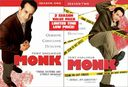 Monk - Seasons 1 & 2 (8-DVD)