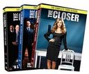 The Closer - Complete Seasons 1-3 (12-DVD)