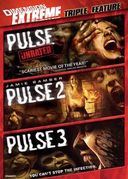 Pulse / Pulse 2: Afterlife / Pulse 3 (3-DVD)