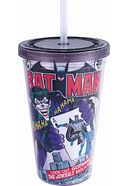 DC Comics - Batman - #251 with Joker 16oz Plastic