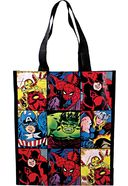 Marvel Comics - Grid Small Glossy Tote