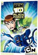 Ben 10 Alien Force - Season 1, Volume 2