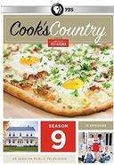 Cook's Country - Season 9 (2-DVD)