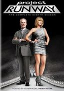 Project Runway - Complete 8th Season (4-DVD)