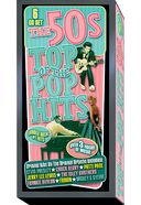 Top of The Pop Hits - The 50s (6-CD Box Set)