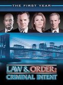Law & Order: Criminal Intent - Year 1 (6-DVD)