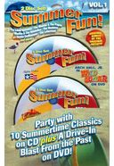 Summer Fun, Volume 1 (CD & DVD 2-Disc Set)