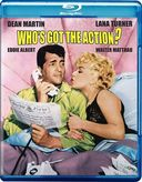 Who's Got the Action? (Blu-ray)