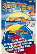 Summer Fun, Volume 3 (CD & DVD 2-Disc Set)