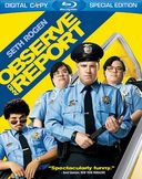 Observe and Report (Blu-ray, Special Edition,