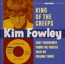 King Of The Creeps (Lost Treasures From The