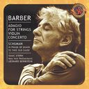 Conducts Barber / Schumann