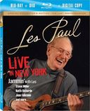 Les Paul - Live in New York (DVD+Blu-ray) (2-Disc)