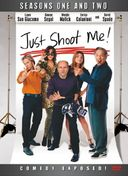 Just Shoot Me! - Season 1 & 2 (4-DVD)
