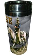 John Wayne - Courage - Thermo Mug