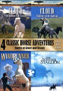 4 Classic Horse Adventures (Cloud: Wild Stallion