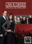 Law & Order: Special Victims Unit - Year 11 (5-DVD)
