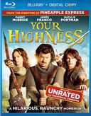Your Highness (Blu-ray, Includes Digital Copy)