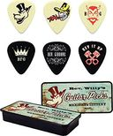 ZZ Top - Rev Willy Pick Tin - 6 Medium Picks