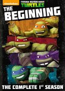 Teenage Mutant Ninja Turtles - Season 1 (4-DVD)