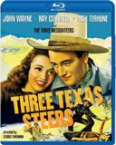Three Texas Steers (Blu-ray)