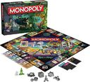 Adult Swim - Rick & Morty Monopoly