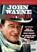 John Wayne: Bigger Than Life (3-DVD)
