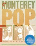 Monterey Pop (Blu-ray, Criterion Collection)
