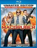 MacGruber (Blu-ray, Rated, Unrated)
